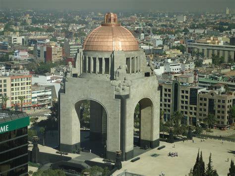 imagenes del monumento ala revolucion mexicana los laberintos el monumento a la revoluci 243 n