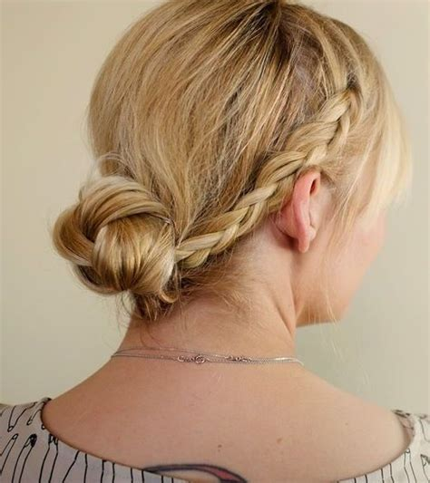 easy hairstyles with braids 38 quick and easy braided hairstyles