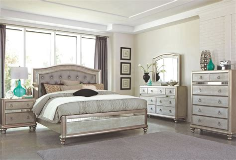 Bedroom Furniture With Mirror Melhill Mirror Accent Classic Bedroom Furniture