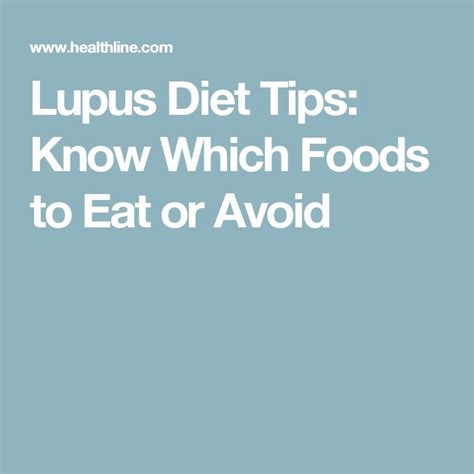 Sle Detox Diet Weight Loss by Diet Tips For Lupus