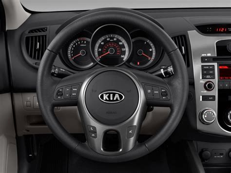 Kia Soul Steering Wheel Size Image 2010 Kia Forte 4 Door Sedan Auto Ex Steering Wheel