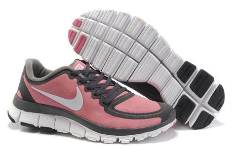 nike free 5 0 s running shoe pink gray 0080 nike