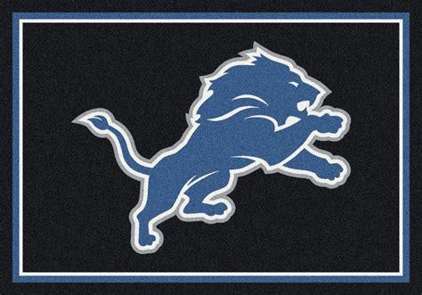 detroit lions rug detroit lions area rug nfl lions area rugs