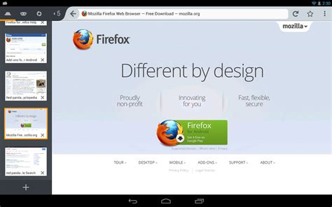 www firefox for android firefox beta 29 for android out now on play