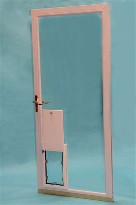 Sliding Screen Door With Pet Door Built In by Screen Doors With A Door Door For Sliding Glass Door