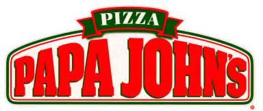 papa john s pizza logo