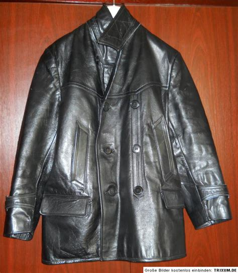 u boat jacket ebay ww2 original german kriegsmarine u boat leather jacket ebay