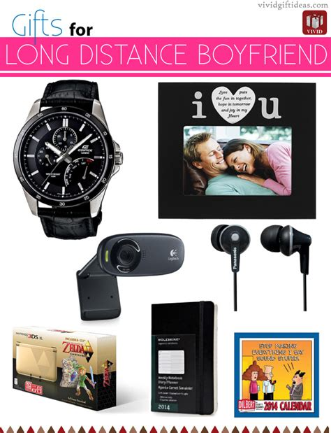 what to get your long distance boyfriend for christmas