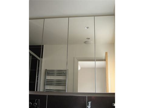bathroom mirror and cabinet made to measure luxury bathroom mirror cabinets glossy home