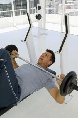 bench press calories burned can bench pressing help you lose stomach fat chron com