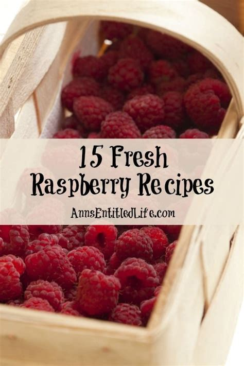100 fresh raspberry recipes on pinterest lemon bars