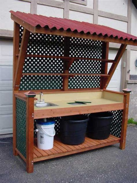 Outdoor Kitchen Sink Station 15 Most Outrageous Outdoor Kitchen Sink Station Ideas