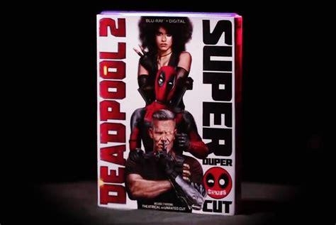 Deadpool Max Second Cut deadpool 2 duper cut and digital details