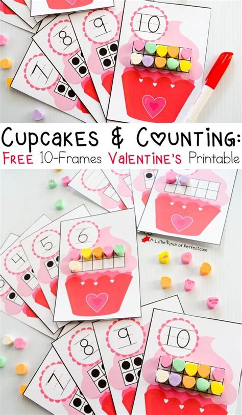 The Ten Day Mba Free by Math Valentines And Cupcakes On