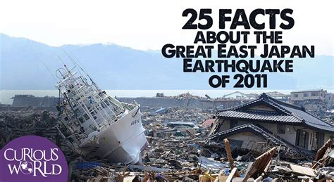 japan facts for 25 facts about the japan earthquake and tsunami of 2011