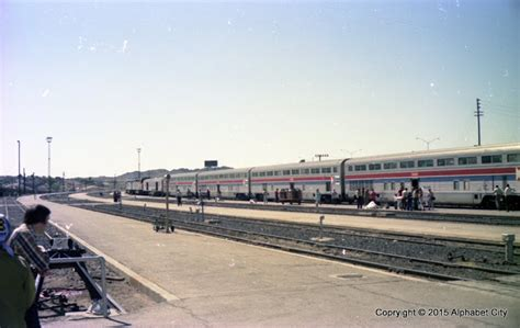 amtrak 1970 s amtrak s southwest chief and going the distance by train