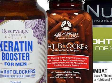 can foods and vitamins stop dht livestrong the hands down best dht blocker supplements for hair loss