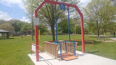 Handicap Swing by Big Rapids Getting National Attention For Handicap Swing