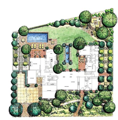 design themes in landscape architecture landscape design programs learning center landscape design