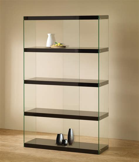 illusion bookcase modern shelving eurway furniture