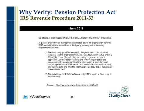 irs section 509 a 1 guidestar webinar 04 10 12 grantmaker due diligence in