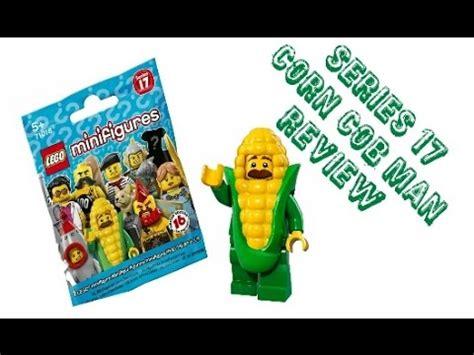Lego Minifigures Series 17 Corn review corn cob lego collectible minifigures series 17 set 71018