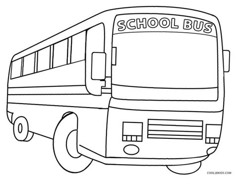 bus coloring pages preschool preschool school bus coloring pages bus safety school