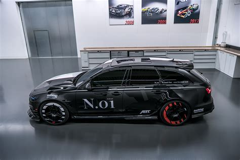 Audi Rs6 Abt by Jon Olssons Neuer Abt Audi Rs6 Addicted To Motorsport