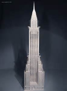 Chrysler Building Dimensions The Chrysler Building