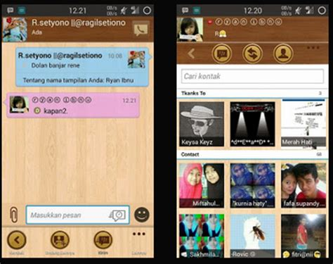 link themes bbm bbm mod theme wood based v2 8 0 21 apk hdpi only