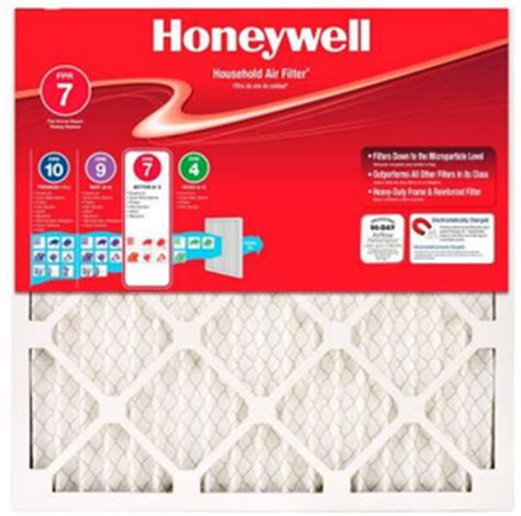 home depot daily deal honeywell air filters only 5 each