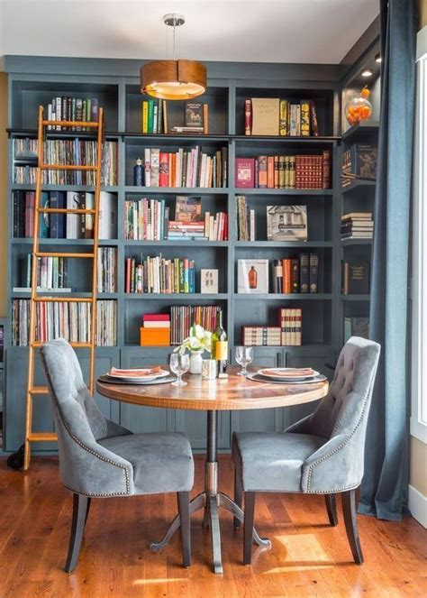 library decor 25 best ideas about small home libraries on pinterest