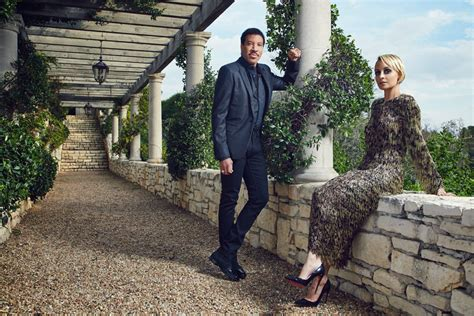 Lionel Richie Home by Family Ties Lionel And Nicole Offer Glimpse Into The