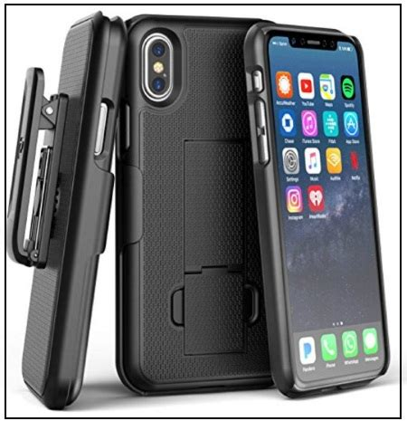 best iphone x kickstand cases for 2018 to watch videos
