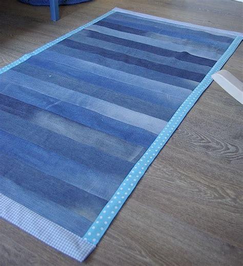 denim rug diy pin by emily r on craft project ideas