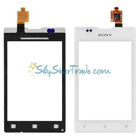 Touch Screen Sony Xperia E C1505 sony xperia e c1505 c1504 c1503 c1502 dual c1605 c1604 digitizer touch screen panel