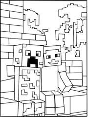minecraft creeper coloring pages printable 1000 images about kids printables on pinterest coloring