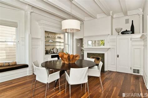 mansion white dining room san francisco victorian mansion dining room hooked on houses