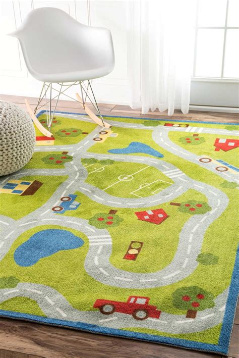 Road Rugs For by Nuloom Norbul Alton Road Trip Rug Plushrugs