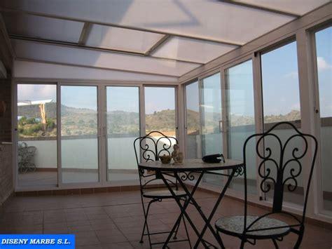 Veranda Pergola 3876 by Cerramiento Terraza Formado Por Techo Movil De