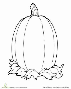 big pumpkin coloring page all worksheets 187 pumpkin worksheets printable worksheets