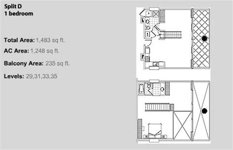 neo vertika floor plans neo vertika lofts condo floor plans