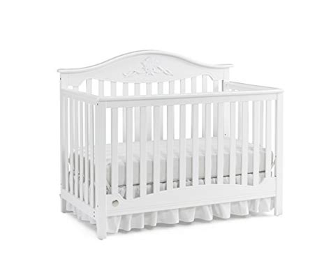 Crib Fisher Price by Fisher Price 4 In 1 Convertible Crib Snow White