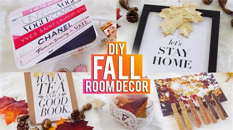 fall room decor diy hellomaphie diy fall room decor