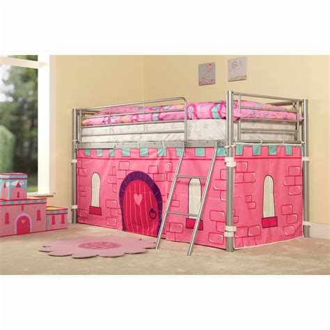 Bunk Bed Tent Only Bunk Bed Tent Children Play Bed With Tent Tunnel Castle Door Bunk Bed With Tent And Curtain