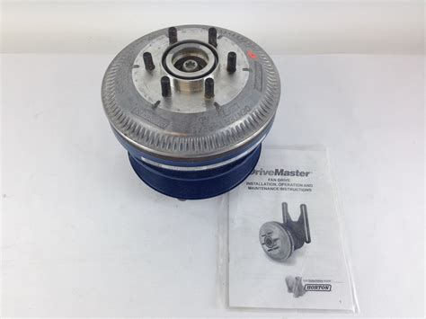 electric fan clutch cummins horton 79a9466 drive master fan clutch 999466 lotastock