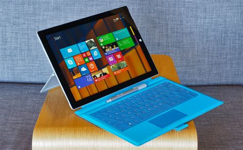Laptop Microsoft Surface Pro 3 Surface Pro 3 Review Has Microsoft Finally Made A Tablet To Replace Your Laptop
