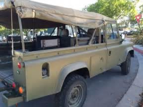 mod land rover defender land rover defender 110 diesel ex mod
