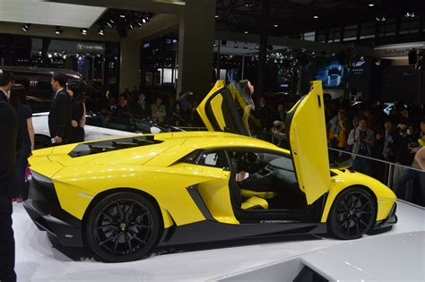 Lamborghini Lp720 4 Aventador Lp720 4 50 Anniversario Aventador Lp720 4 50