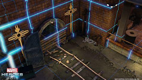 Marvel Heroes Danger Room by Marvel Heroes Introducing Danger Room